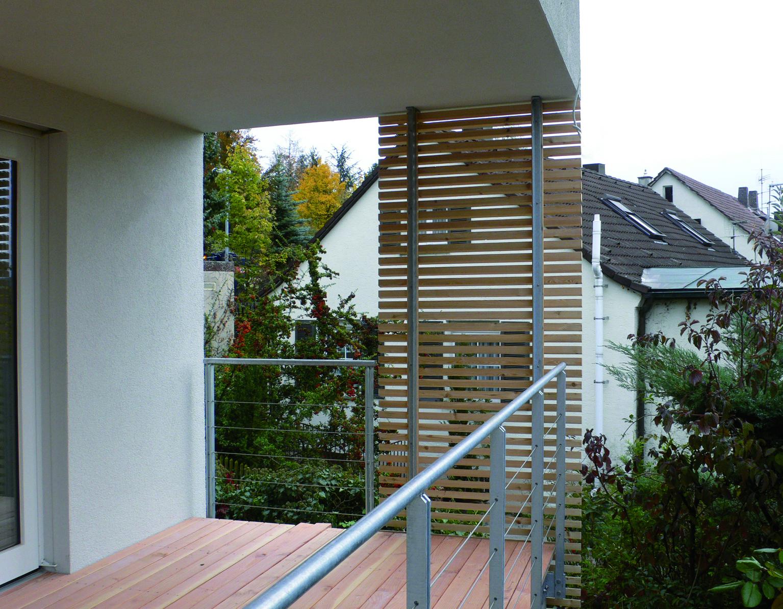 Terrassen/Balkon | Holzbau Strauss aus Esslingen, Zimmerei ...